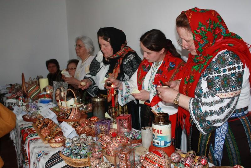25-26 martie: Festivalul - Concurs de Ouă Încondeiate, Ediția a IV-a, la Rogojești!