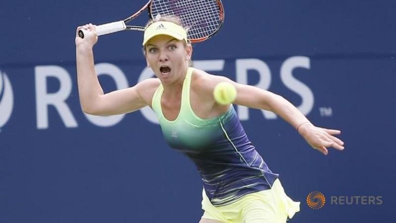 ASTAZI: Halep se va lupta pentru un loc în sferturi, la US Open, contra Sabinei Lisicki