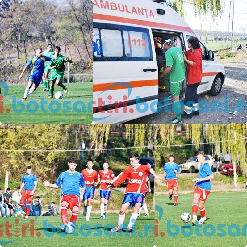 DERBY botosanean incheiat la spital! CSS Botosani - FC Botosani 6-2 la general! GALERIE FOTO