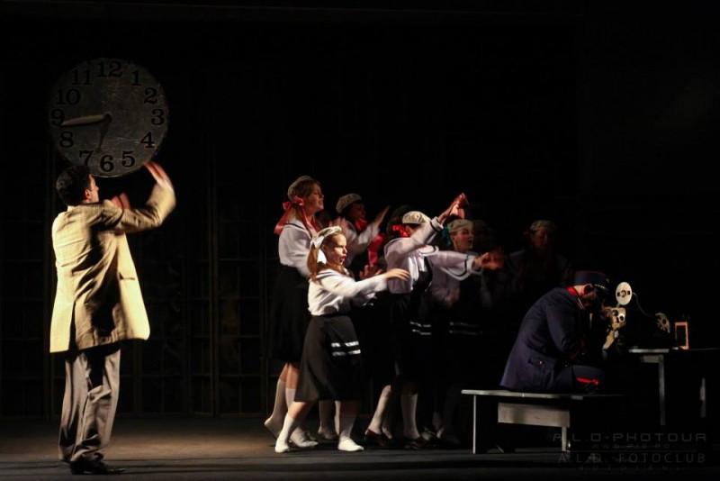 Doua festivaluri de teatru, cu trei premii pentru Teatrul Eminescu din Botosani