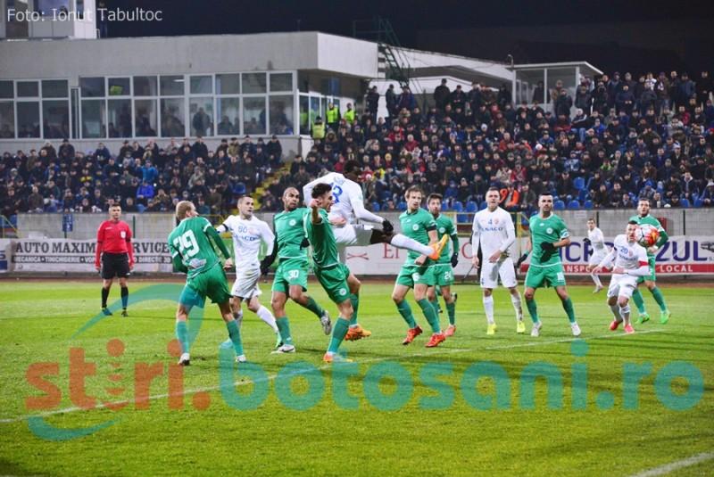 """FC Botoșani joacă miercuri la Chiajna: """"Avem obligaţia să încercăm să scoatem maximum"""""""