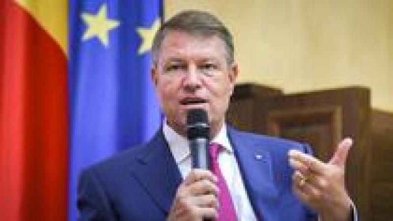 Klaus Iohannis: O reforma administrativ-teritoriala nu mai poate fi amanata