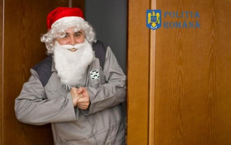 """Poliţia Română, mesaj pentru populație: """"Să-l legitimezi, măi frate,/ Când iei om străin în casă!"""""""