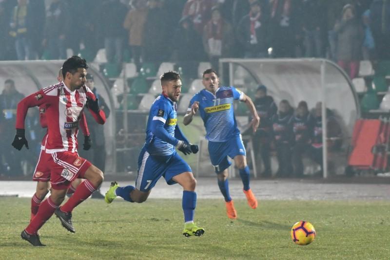 Surpriză la Sfântu Gheorghe, Sepsi pierde după succesul cu FCSB! Sepsi - Botoşani 0-1