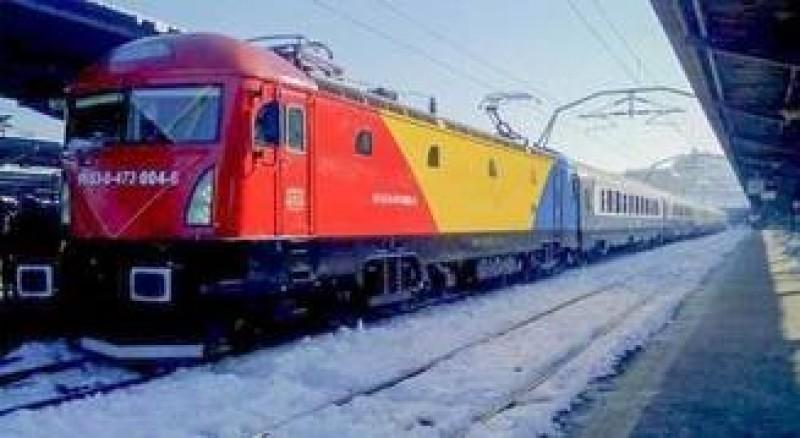 Trenul Unirii pleaca maine din Bucuresti: Va avea locomotiva tricolora si va duce steagul Unirii la Iasi