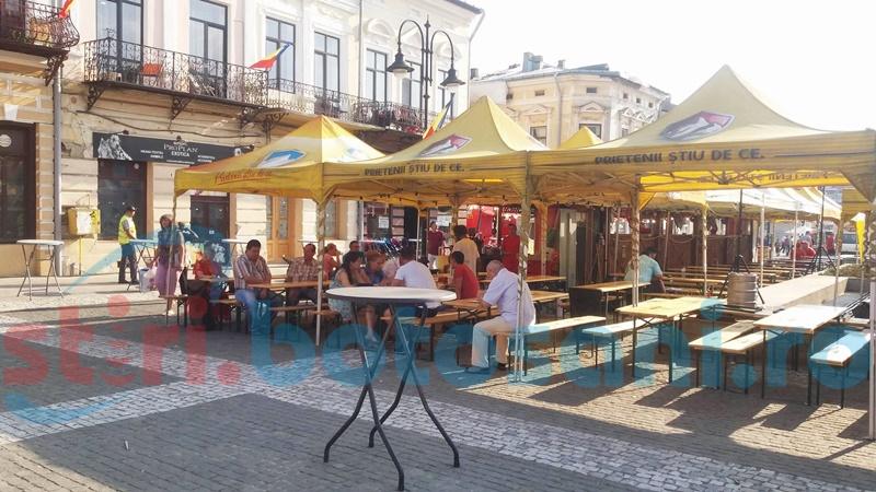 Trupă națională cooptată pe ultima sută de metri pentru September Fest