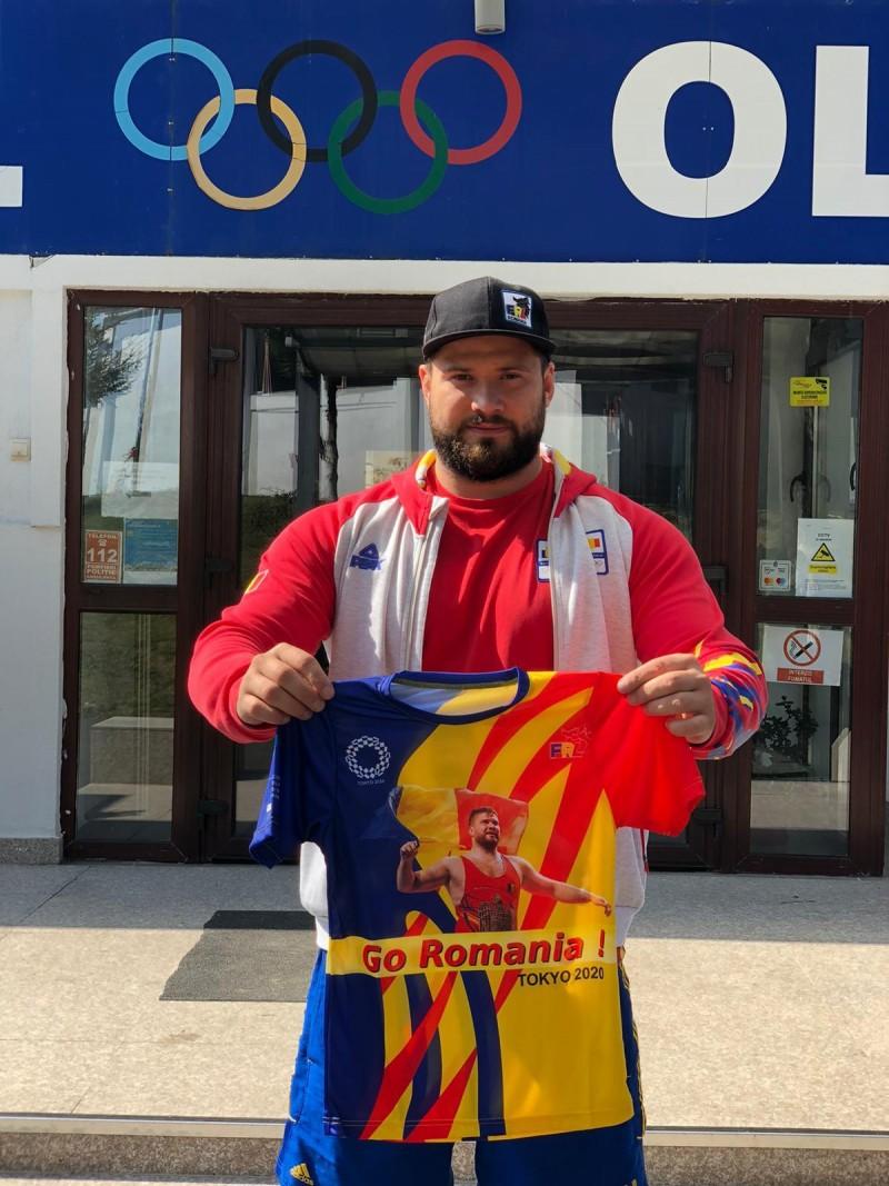 Un sportiv de performanță din Botoșani luptă pentru a salva viața unui bebeluș