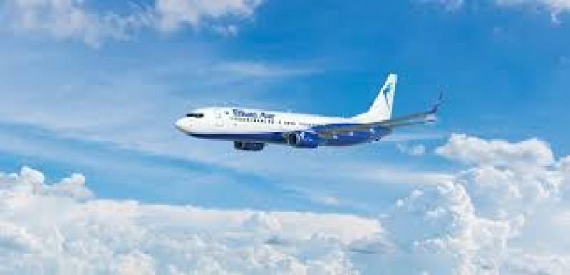 Un zbor direct Suceava - Bucuresti costă cu 7 lei mai mult decât un bilet de tren. Ce alte zboruri directe a lansat Blue Air