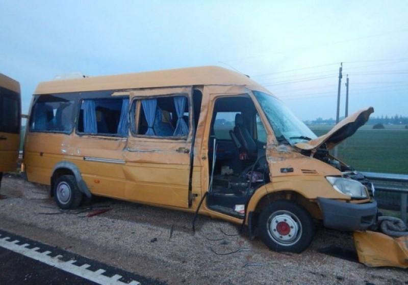 Ungaria. Șoferi români implicați într-un accident mortal. Conduceau un microbuz plin cu elevi!