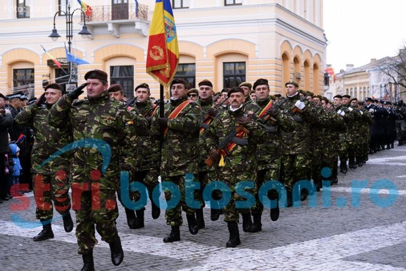 Ceremonial pregătit de 1 Decembrie, în Centrul Istoric