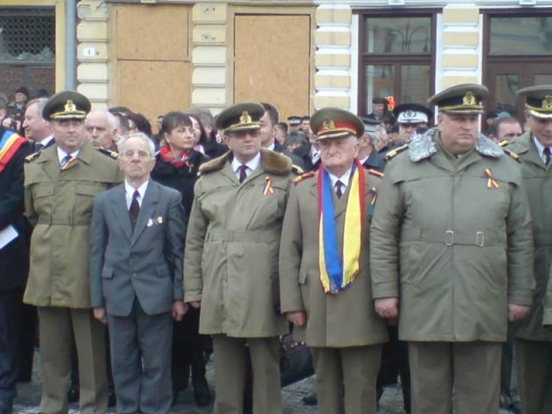 1 Decembrie la Botosani! FOTO de la manifestarile dedicate Zilei Nationale