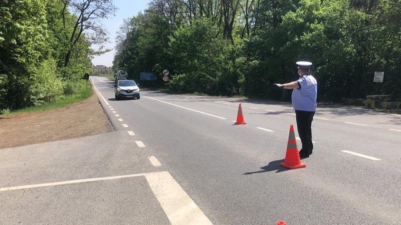 1 mai: Peste 300 de polițiști au acționat astăzi pe raza județului Botoșani. Galerie foto