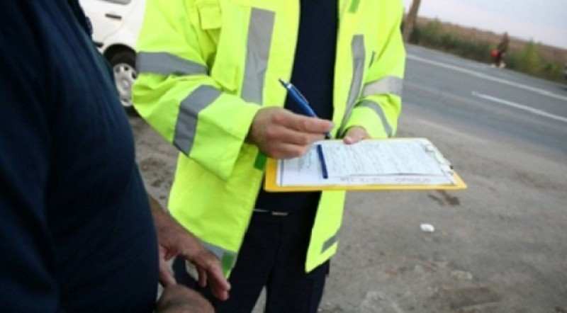 """108 sancțiuni contravenționale și 4 """"pirați"""" ai șoselelor prinși la Botoșani după acțiunea polițiștilor de ieri!"""