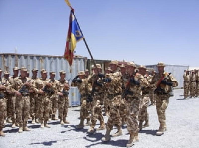 11 copii morti si mai multi raniti, inclusiv 8 militari romani, in urma unui atentat sinucigas in Afganistan!