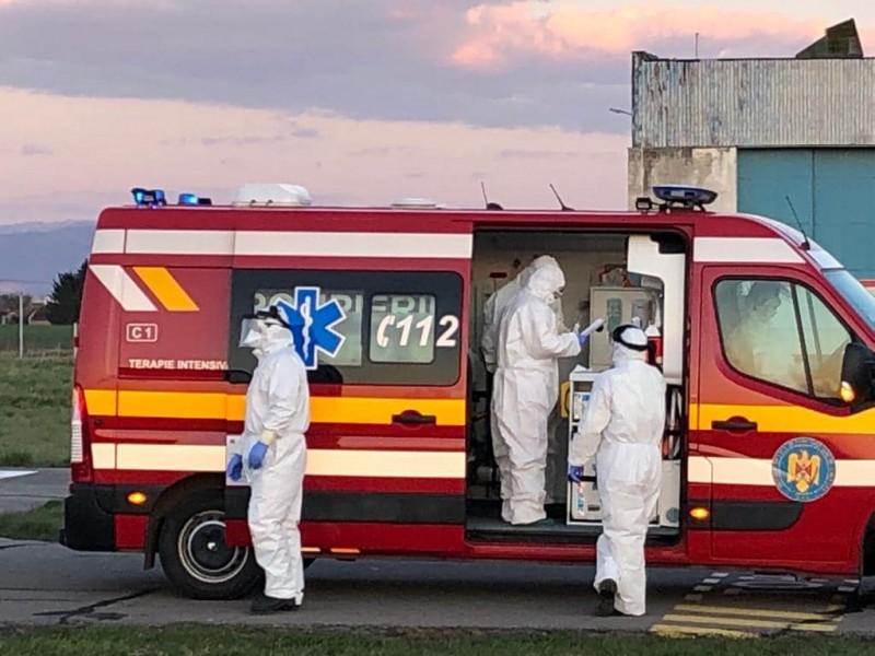 112 decese în rândul botoșănenilor infectați cu coronavirus