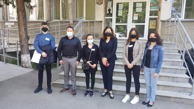 12 elevi din Botoșani au experimentat statutul de angajat într-o companie sau instituție
