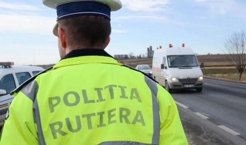 12.000 de lei amenzi date numai ieri de polițiștii rutieri