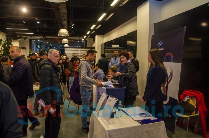 1.265 persoane angajate prin intermediul AJOFM Botoșani