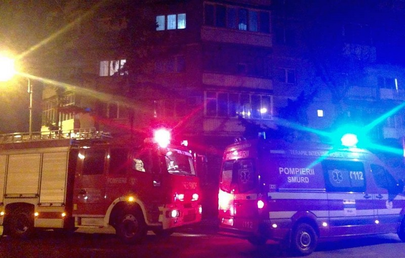 139 de misiuni ale pompierilor botoșăneni, în ultima săptămână. Printre acestea, 11 incendii