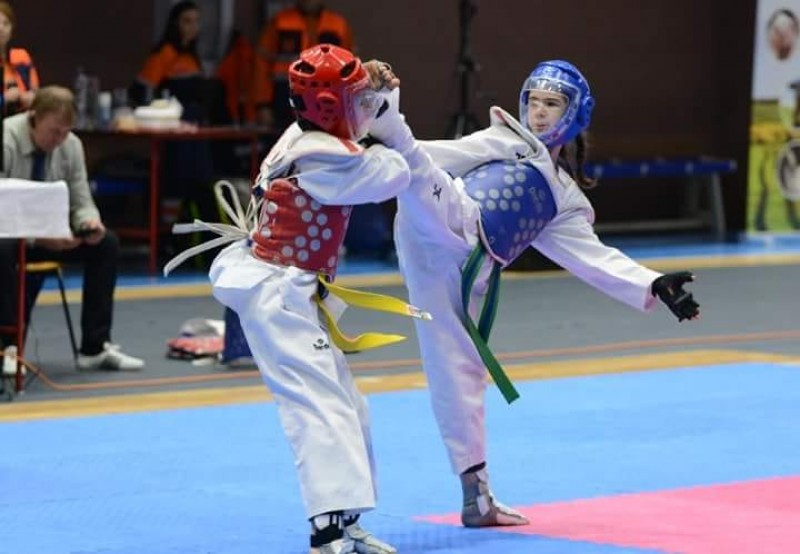 14 medalii obținute de sportivii de la Taekwondo Botoșani la prima competitie de Taekwondo WT din 2018! FOTO
