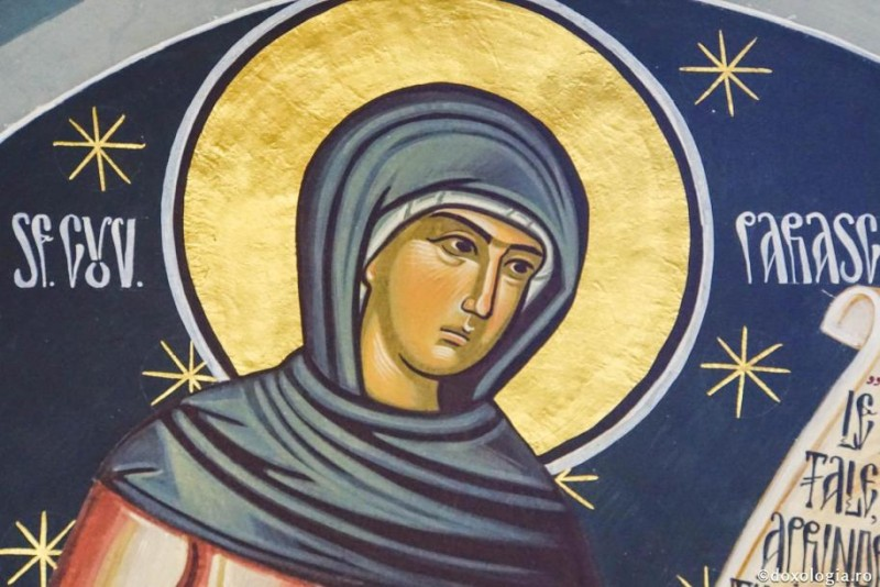 14 octombrie: Sfanta Parascheva, ocrotitoarea Moldovei