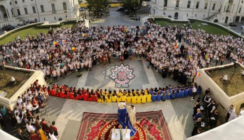 1400 de tineri ortodocși din Botoșani și toată Moldova se întâlnesc la Iași