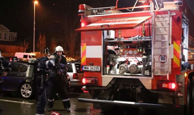 142 de misiuni în ultima săptămână pentru pompierii de la ISU Botoșani