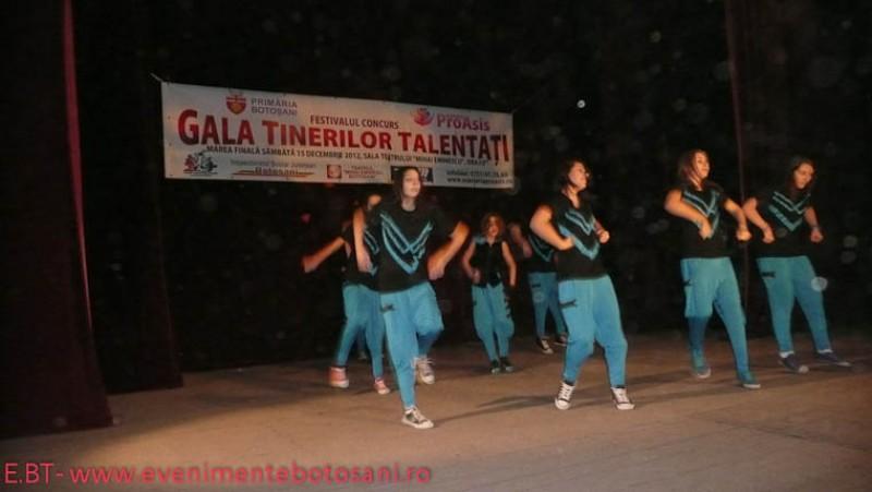 15 decembrie, la Botosani: Gala Tinerilor Talentati - VEZI concurentii care intra in finala!