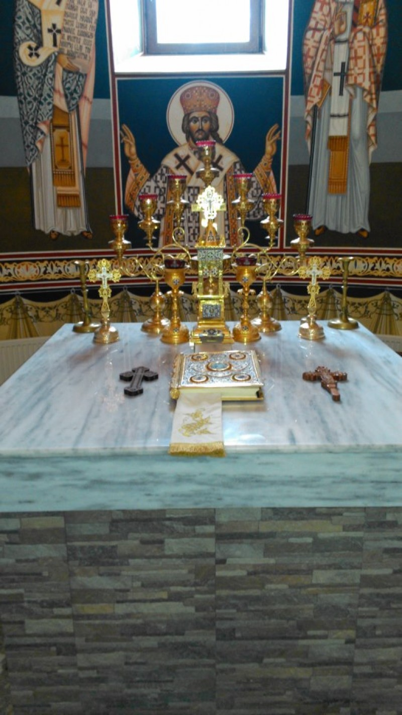 """17 august: Biserica """"Adormirea Maicii Domnului"""" din satul Vorona Mare va fi resfintita de IPS Teofan!"""