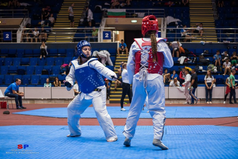 18 medalii câștigate de botoșănenii de la Brilliant Taekwondo, la Campionatul Balcanic de Taekwondo WT! FOTO