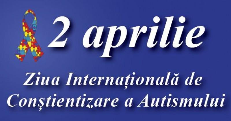 2 aprilie, Ziua internațională de Conștientizare a Autismului