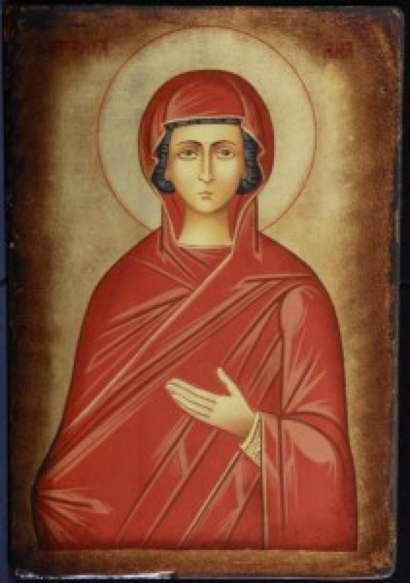 25 iulie: Adormirea Sfintei Ana, mama Preasfintei Născătoare de Dumnezeu