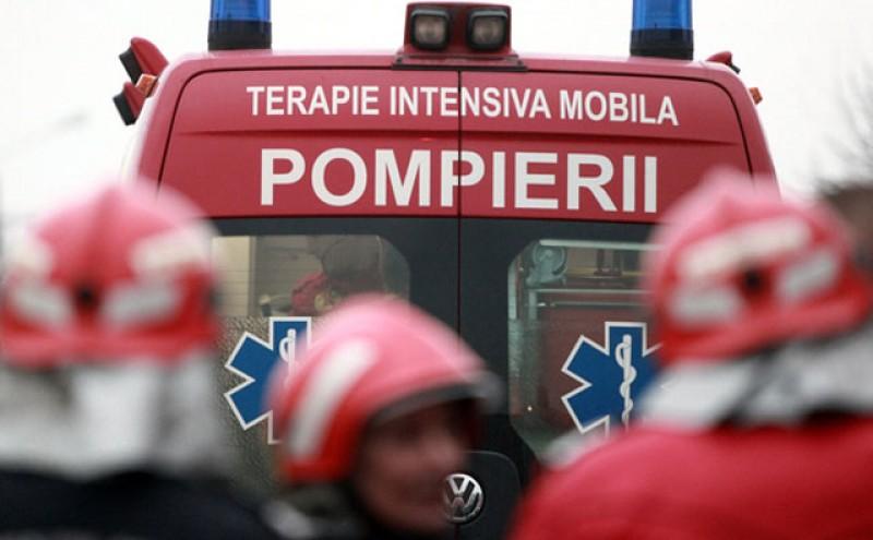290 de misiuni ale pompierilor botoşăneni în ultima săptămână. 129 de persoane au fost salvate din situații limită de pompieri