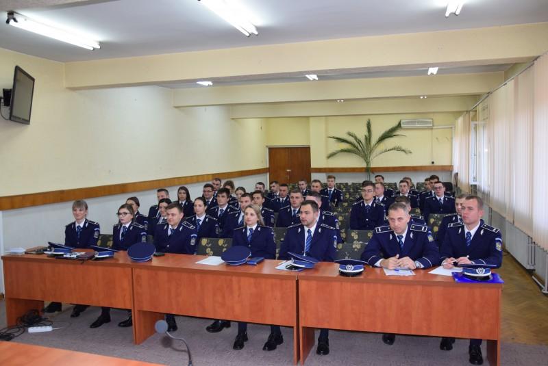 39 de noi polițiști la IPJ Botoșani
