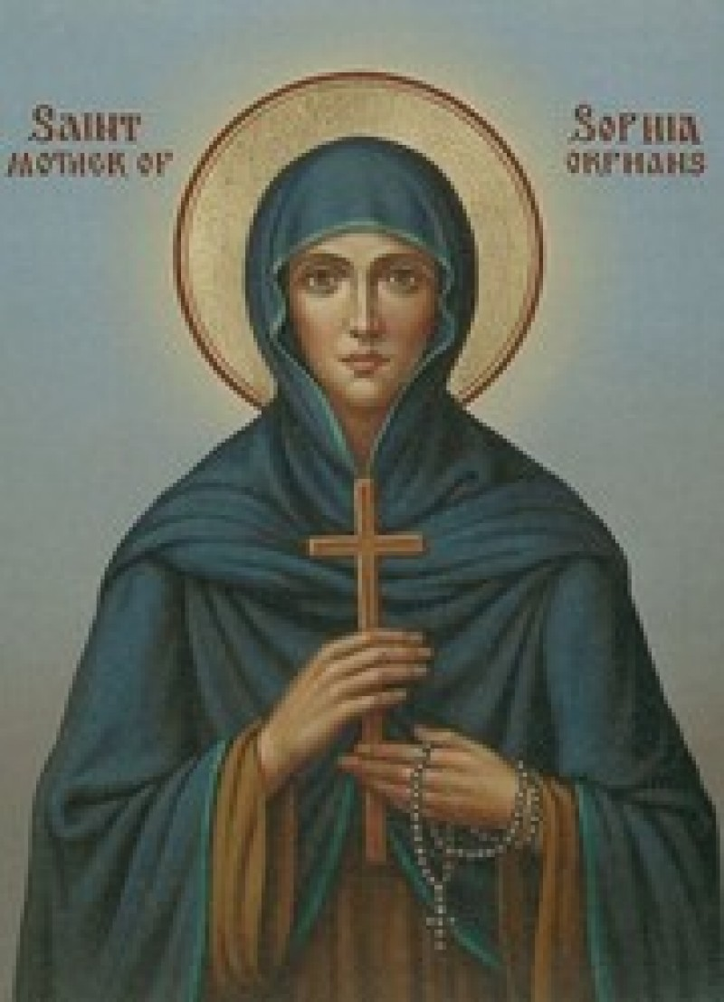 4 iunie în creștinătate - La mulți ani, SOFIA!