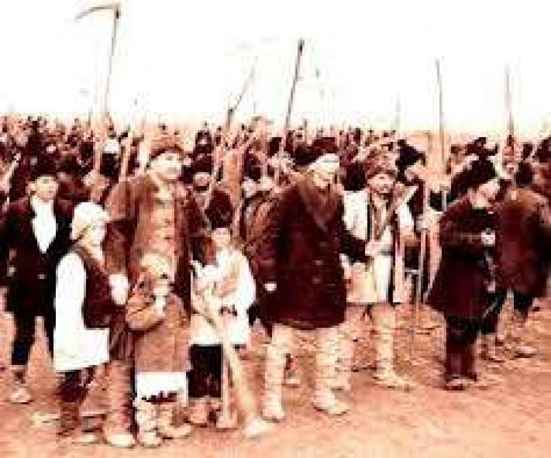 4 martie în Istorie: Peste 2000 de țărani răsculați atacau Botoșaniul în 1907