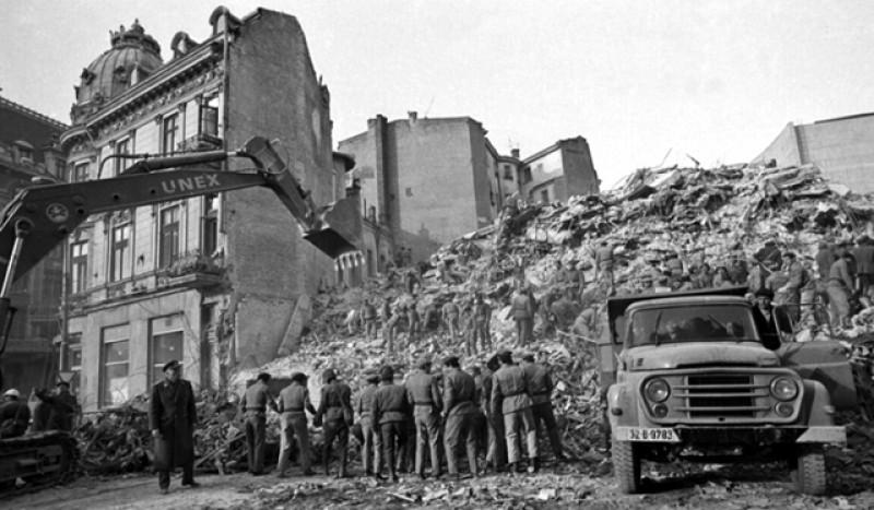 43 de ani de la 4 martie 1977 - 56 de secunde au îndoliat România. Singura înregistrare audio din seara cutremurului