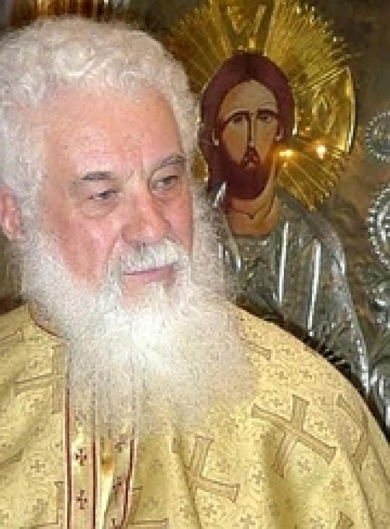 5 ani de la trecerea la Domnul a Parintelui Gheorghe Calciu Dumitreasa