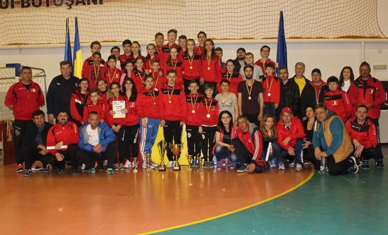 57 de medalii castigate de sportivii de la Brilliant Taekwondo! FOTO