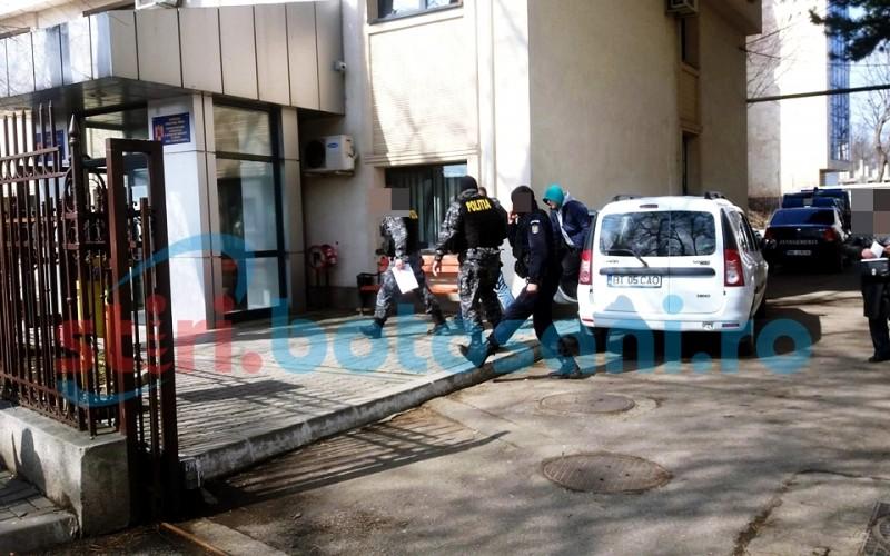 6 din 21! Suspecţi din grupul traficanţilor adunaţi miercuri la DIICOT, trimişi în arest preventiv