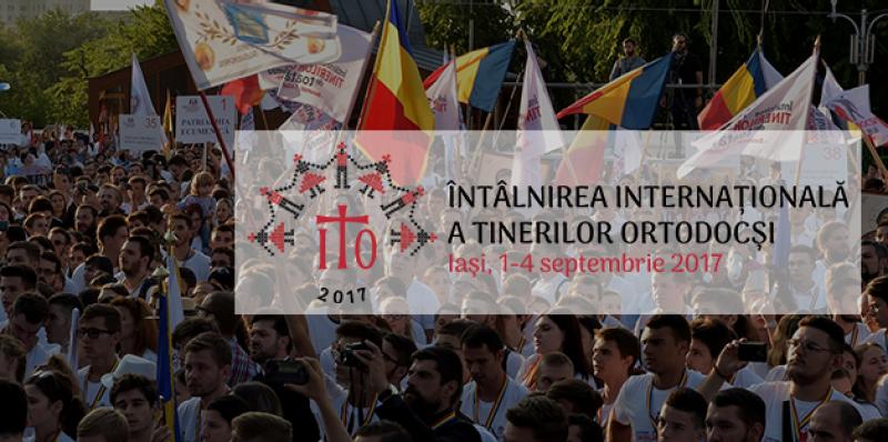 6000 de tineri din țară și din străinătate, așteptați la Întâlnirea Internațională a Tinerilor Ortodocși, de la Iași!