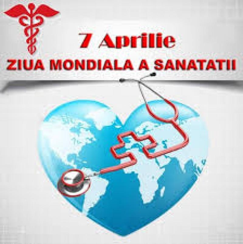 """7 aprilie 2021: Ziua Mondială a Sănătății, cu genericul """"Pentru o lume mai dreaptă și mai sănătoasă"""""""