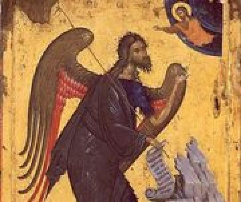7 ianuarie: Sfantul Ioan Botezatorul