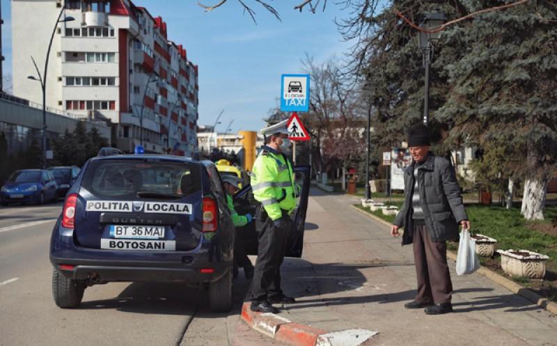 71 de sancțiuni pentru nerespectarea interdicțiilor de circulație în ultimele 24 de ore