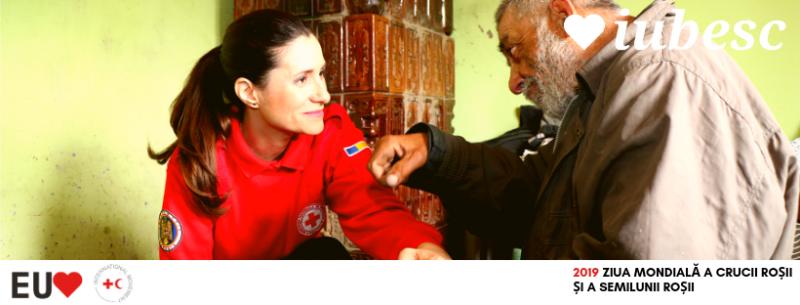 8 mai: Ziua Mondială a Crucii Roșii și a Semilunii Roșii