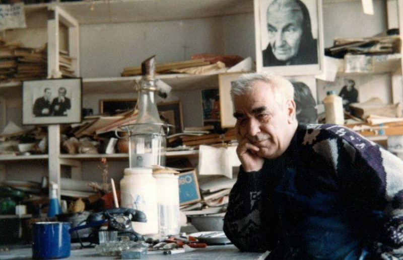 87 de ani de la naşterea pictorului Constantin Piliuţă! FOTO
