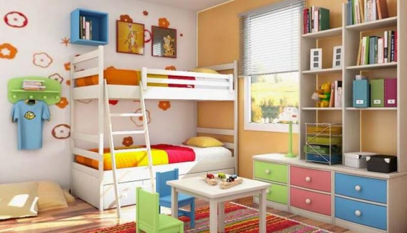 9 idei pentru decorațiuni care transformă camera unui copil într-un spațiu de vis!