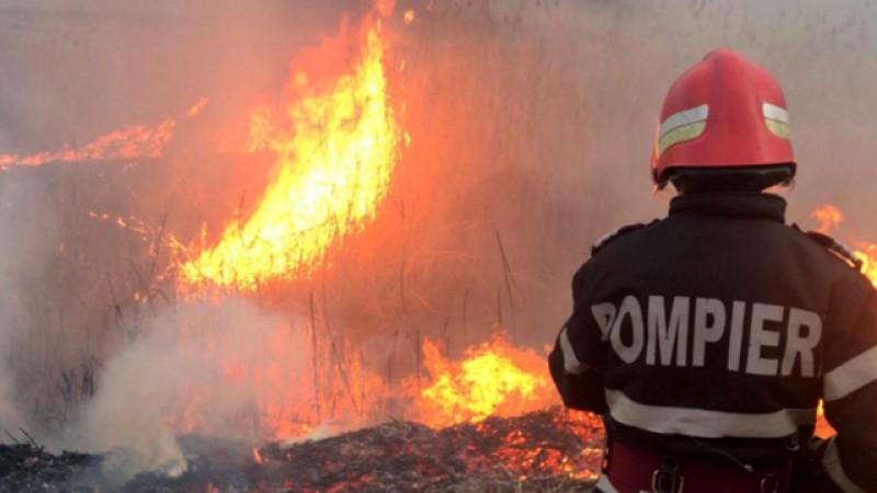 98 de persoane au fost salvate săptămâna trecută din situații la limită de pompierii ISU de la Botoșani