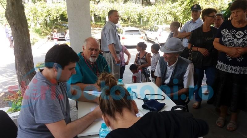 """A 16-a misiune a voluntarilor """"Medical Mission"""" la Botoşani, cu emoţii şi bucuria revederii prietenilor FOTO- VIDEO"""