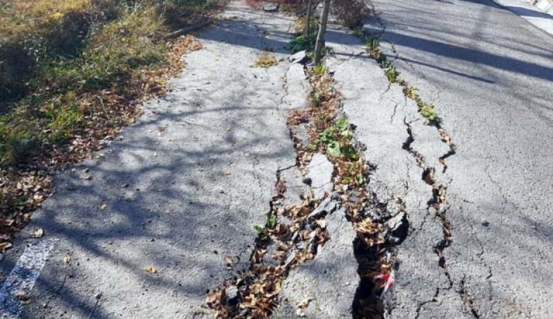 A fost adjudecată licitația pentru consolidarea versantului de pe drumul județean Dumeni - Havârna